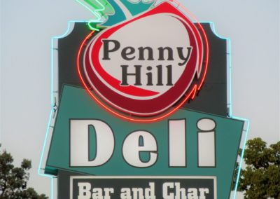 Penny Hill day