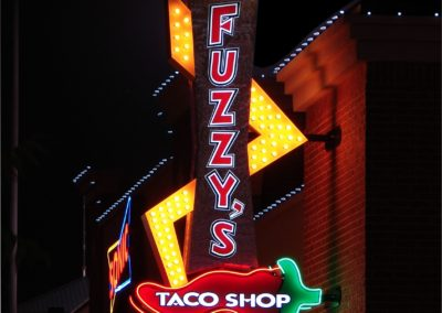 fuzzys night